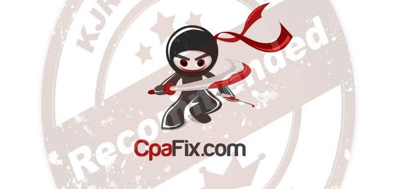 CPAFix Relaunch