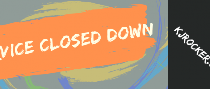 Business Closed Down