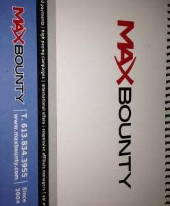 Maxbounty Present