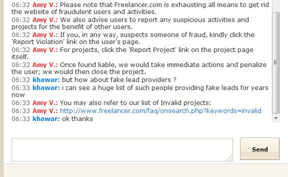 Never Use Freelancer.com