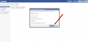 how to facebook power editor