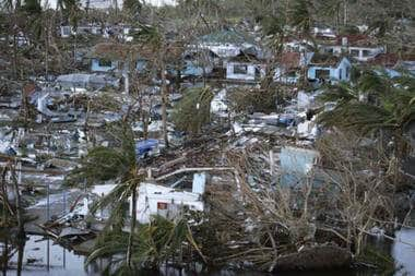 Help Typhoon Haiyan victims
