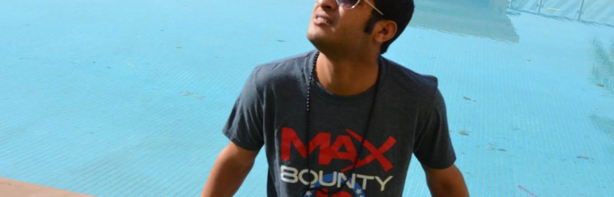 Thanks for the T Shirt Maxbounty