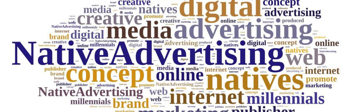 Native Advertising Guidelines Released from the FTC