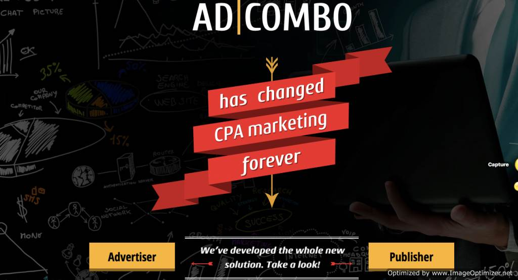 Adcombo cpa network