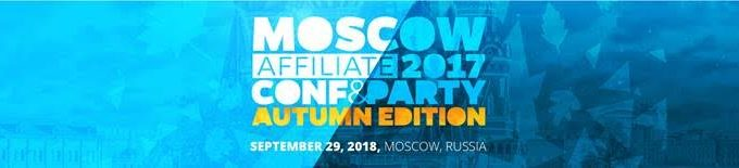 Moscow Affiliate Conference & Party