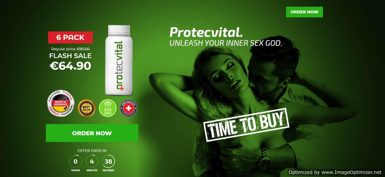 ProtecVital 3 BitterStrawberry