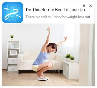 Weight Loss Offers on Push Traffic