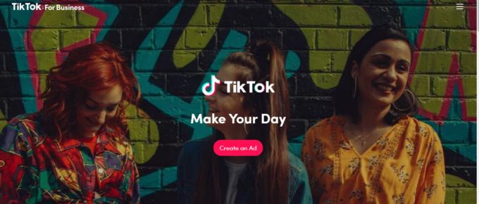 Advertise Affiliate Campaigns on TikTok
