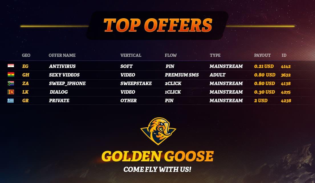 Golden Goose Top offers