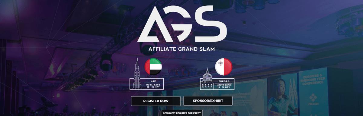 What's happening at Affiliate Grand Slam Dubai