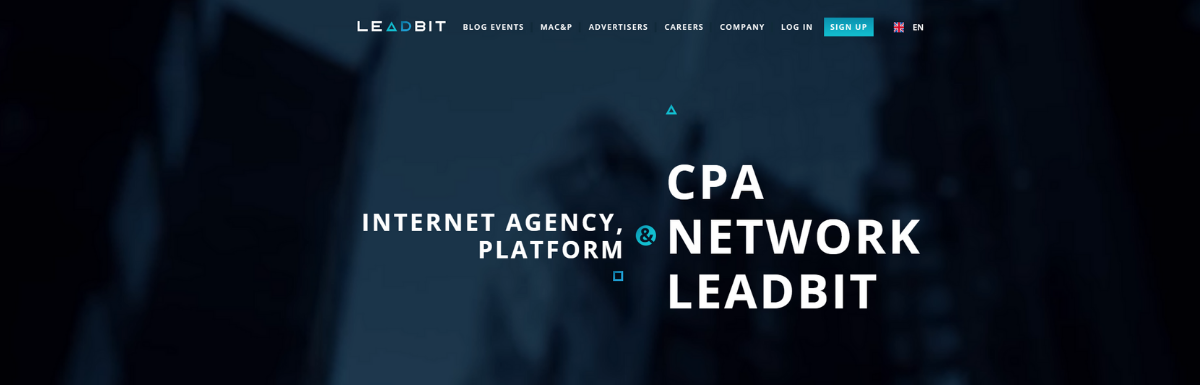 CPA Affiliate Network Review: LeadBit