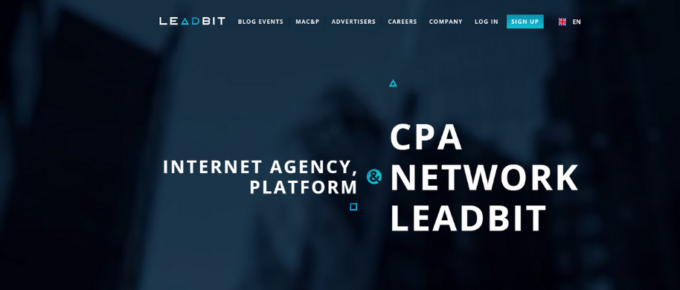 CPA Affiliate Network Review LeadBit